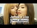 Jennie x Lisa (Blackpink) In the name of Love FMV.