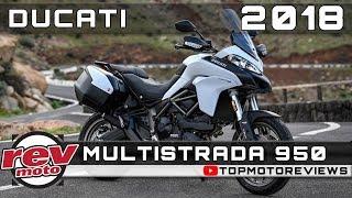 6. 2018 DUCATI MULTISTRADA 950 Review Rendered Price Release Date