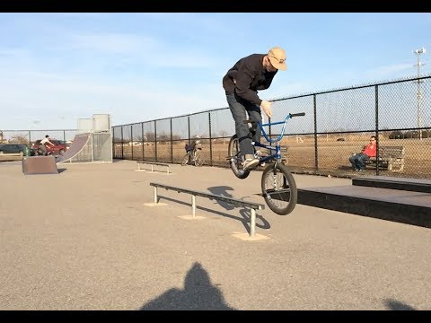 3 Clips at Tanner Skatepark