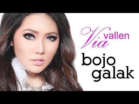 Via Vallen - Bojo Galak (Official Lyric Video)