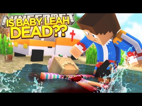 IS BABY LEAH DEAD?? - Minecraft - Little Donny Adventures.