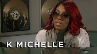 KMichelle confronts Ebro because he never told her about his daughter