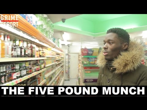 UNCLE BANTZZ | THE FIVE POUND MUNCH @TheGrimeReport @UncleBantzz