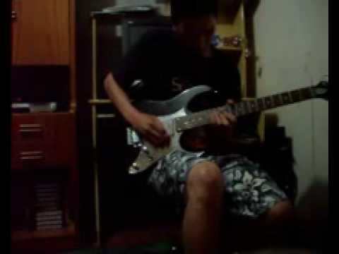 Exerccio Tecnicas de guitarra