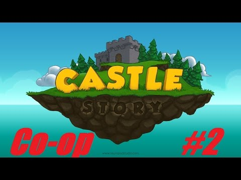 SpoonerGameManager - Castle Story Co-op (Часть 2)
