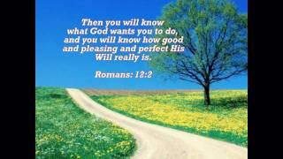 God's Will In Our Life -