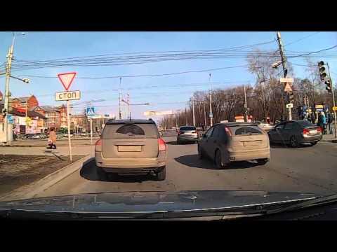 Авария 13 04 2014 в Перми