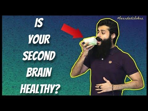 Beard oil - Feed Your Second Brain - Prebiotics  Bearded Chokra