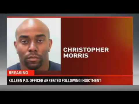 Killeen TX: Police arrest one of their own officers for sexual assault