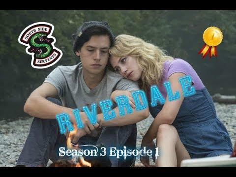 Riverdale: Season 3 Episode 1 Betty And Jughead Kiss