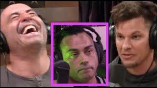 Joe Rogan - Theo Von's Hilarious Eddie Bravo Rant