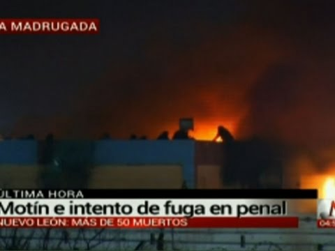 U pobuni i požaru u meksičkom zatvoru 52 mrtva