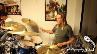 THURSDAY, NOVEMBER 8TH the Great, Nicko McBrain, drummer of the band Iron Maiden came to mentor the kids of School of ...