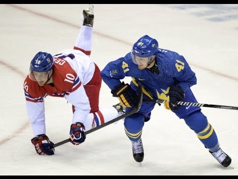 Sochi 2014 Olympics | Sweden vs Czech Republic Hockey