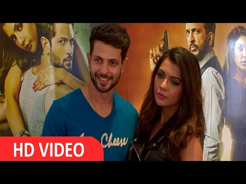 Interview With Krishna Chaturvedi & Ruhi Singh  For Film Ishq Forever
