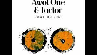Awol One & Factor - Stand Up feat. Myka 9 & Aesop Rock