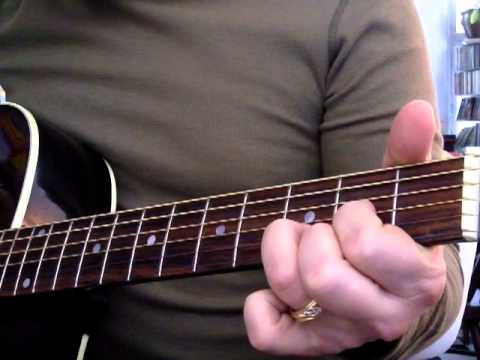 Southern Rock Easy Guitar Lesson