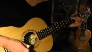 Sweet Daddy Lowdown - Blind Blake style - Fingerpicking Blues/Ragtime instrumental