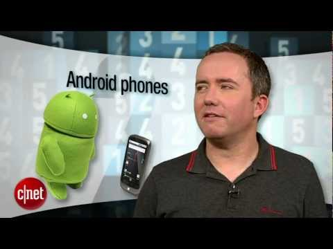 CNET Top 5 – Android phones (Summer 2012)