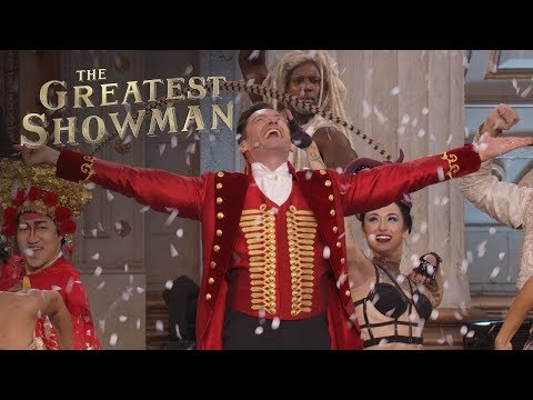 THE GREATEST SHOWMAN | Live Commercial