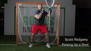 Scott Rodgers on Picking up a Shot