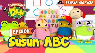Video #18 Episod Susun ABC | Didi & Friends MP3, 3GP, MP4, WEBM, AVI, FLV Juni 2019