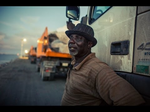 Volvo Trucks - Working with Africa's largest construction project - Driver's World (E04)