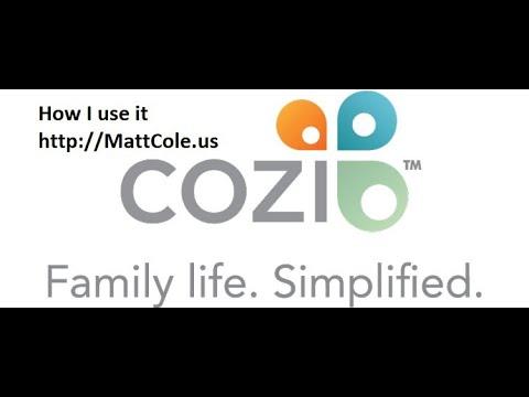 Cozi - How I utilize it