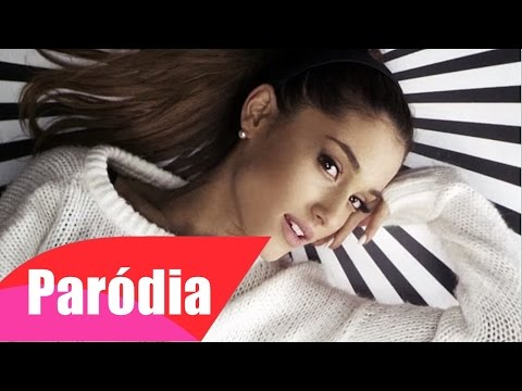 Ariana Grande - Problem ft. Iggy Azalea (Paródia/Redublagem)