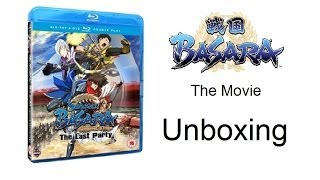 Nonton Unboxing: Sengoku Basara: The Last Party (Blu-ray / DVD Combo Pack) [HD] Film Subtitle Indonesia Streaming Movie Download