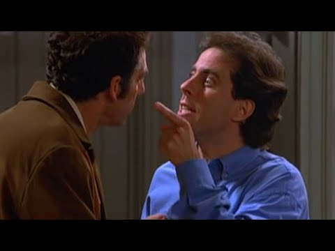 An episode of Seinfeld with all of the jokes cut out (3:02)