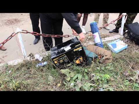 У Рівному волонтери спіймали солдатів-мародерів із зони АТО [ВІДЕО]