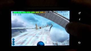 Skyball Lite (3D Racing game) YouTube video