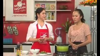 Món Ngon Mỗi Ngày - Củ hũ dừa kho nấm