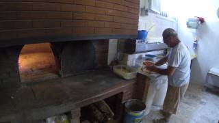 Alcamo Italy  City pictures : Приготовление пиццы в Италии Алькомо Сицилия Alcamo Italy Итальянская пицц