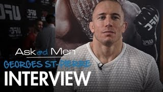 UFC Fighter Georges St-Pierre: His First Sexual Experience