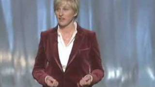 Video Ellen DeGeneres' Monologue: 2007 Oscars MP3, 3GP, MP4, WEBM, AVI, FLV Desember 2018