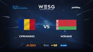 ciprian04q vs NoName, game 1