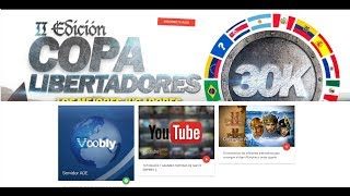 ANUNCIO DE LA COPA 30K, SE ABREN LAS INSCRIPCIONESATENTOS A TODOS LOS DETALLES TODOS BIENVENIDOS LINK PAGINA INSCRIPCIONES http://marioovalle.comSI NO TIENES EQUIPO HABLA CON https://www.facebook.com/aoe.condor.5DONACION, SI TE DIVIERTE Y LA PASAS BIEN CON LO QUE HAGO PUEDES APOYARME AQUI ( https://www.paypal.me/apoyaralcanalmario )FANPAGEhttps://www.facebook.com/Mario-Ovalle-1200082810100030/grupo de Facebook: https://www.facebook.com/groups/AgeOfempiresvoobly/?ref=bookmarks únanse al grupo gente a toda hora mas videos y solución de problemasmi Facebook: https://www.facebook.com/profile.php?id=100010532173890 pueden consultar y hablar con migo además de estar enterados de todo que sucede nuevos videos encuestas y demás