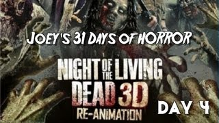Nonton 31 Days of Horror: Night of the Living Dead 3D: Re-Animation (2012) Film Subtitle Indonesia Streaming Movie Download