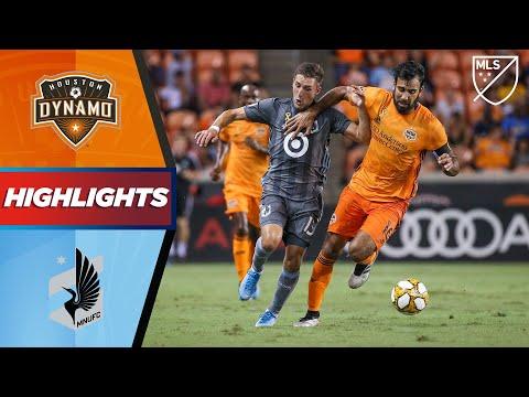 Video: Houston Dynamo vs. Minnesota United FC | Controversial VAR Call Disallows Goal! | HIGHLIGHTS