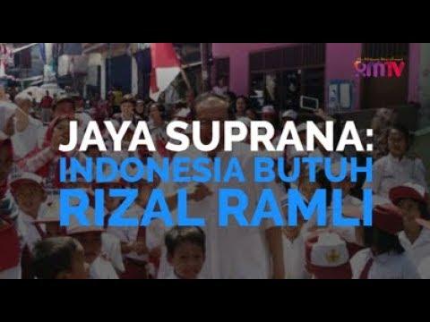 Jaya Suprana: Indonesia Butuh Rizal Ramli