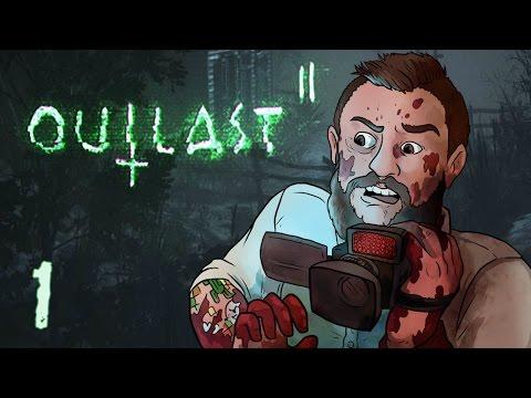OUTLAST 2 [1] - THE RETURN OF MADNESS (Gameplay / Walkthrough) (видео)