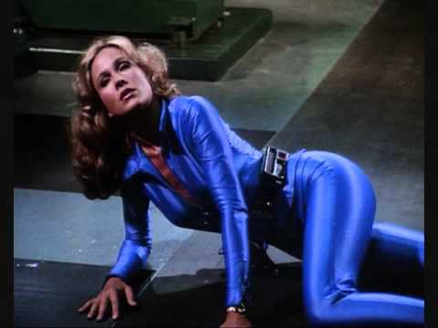 Collection - Erin Gray on Buck Rogers