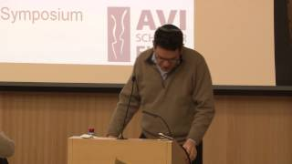 Symposium 2013: Rabbi Shai Held