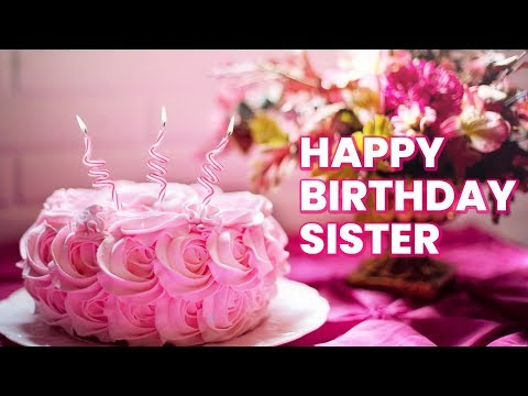 Funny birthday wishes - Happy Birthday Sister - Birthday Wishes for sister - free HD ecard