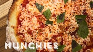 How-To: Make Homemade Pizza with Frank Pinello by Munchies