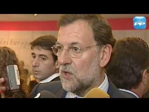 Mariano Rajoy habla sobre el Día Internacional de la Lucha contra la Violencia de Género
