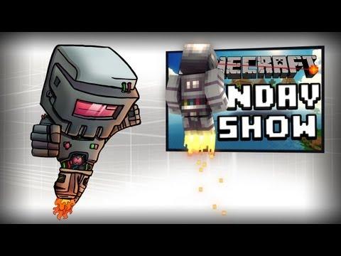 Minecraft Monday Show 83 – Minecraft Studio MURDER!
