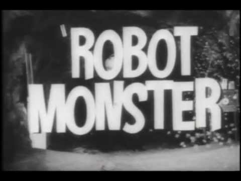 ROBOT MONSTER - TRAILER